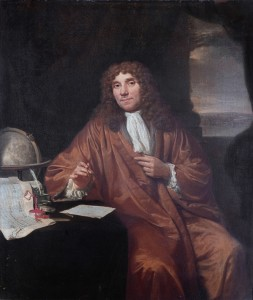 Anthonie van Leeuwenhoek (1632-1723), by Jan Verkolje (I)