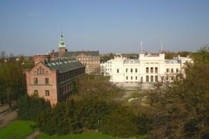 Alcuni dipartimenti dell'Università di Lund
