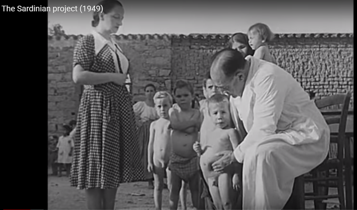Malaria - The Sardinian Project (001)
